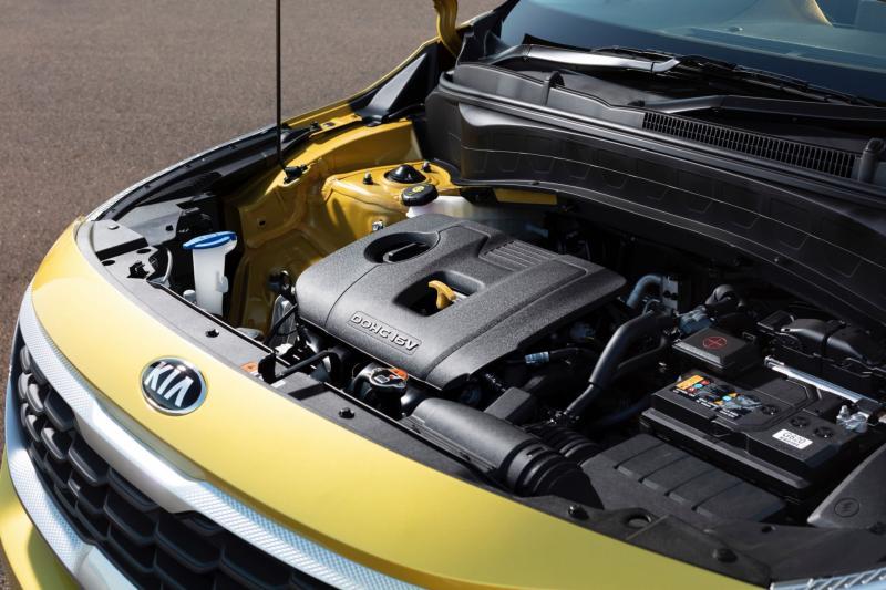 Двигатель Kia Seltos 2.0