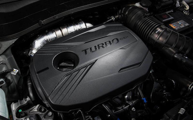Двигатель Киа Селтос 1.6T
